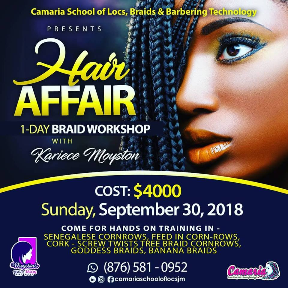 Braiding Workshop