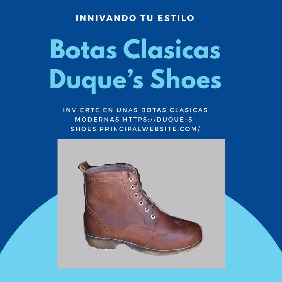 Invierte en calzado duradero y a tu gusto