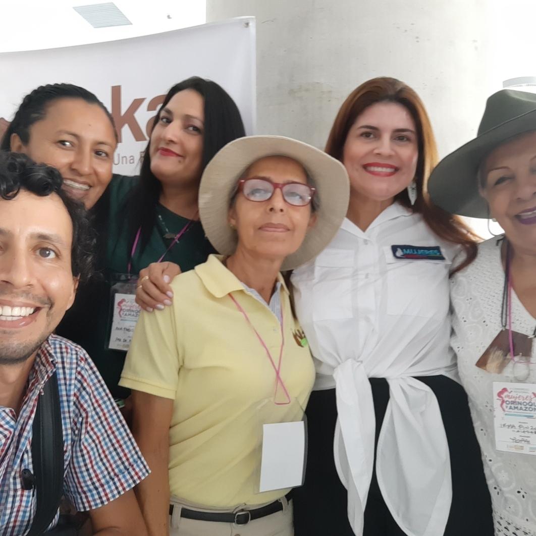 II Congreso regional Mujeres de la Orinoquía y Amazonía