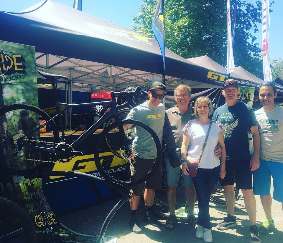 GT bycicles, venen a Girona