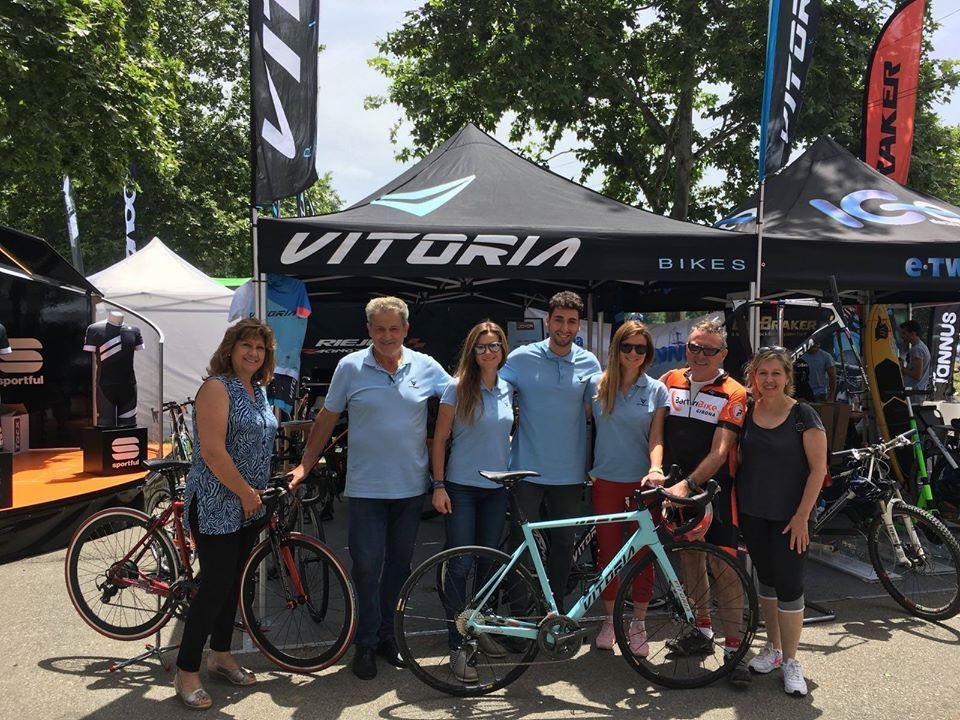 Vitoria Bikes a Girona