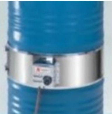 Resistencias electricas de banda circular con termostato para calentar barriles(estañones) metalicos