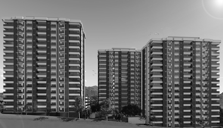 """Complejo Residencial """"Torres Del Sol""""- Sincelejo"""