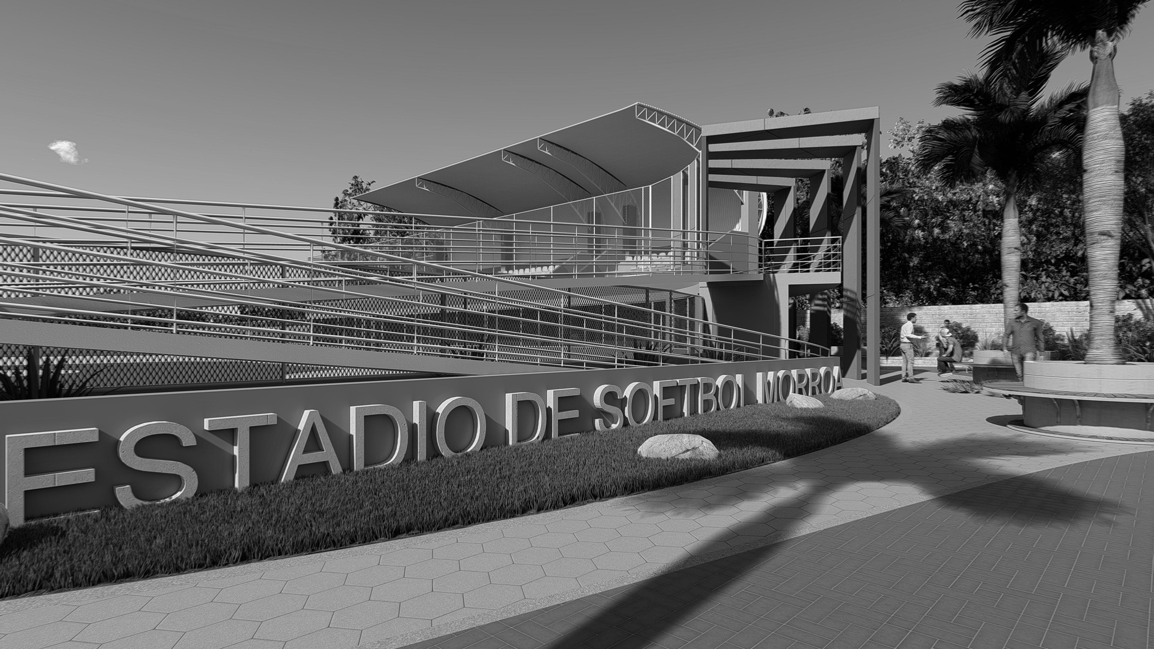 Estadio de Sóftbol- Morroa